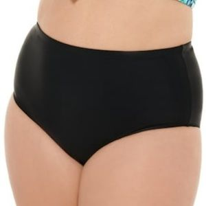 Costa Del Sol high waisted swim bottoms
